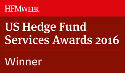 2016 HFM US Hedge Fund Services Awards