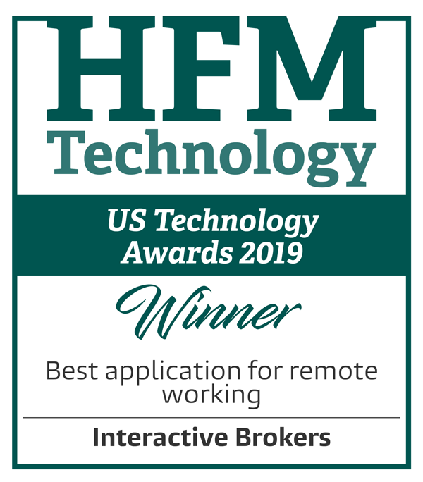 2019 HFM Week US Hedge Fund Services Awards - Best Mobile Application