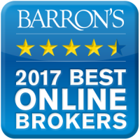 Avis Interactive Brokers: Barrons Award