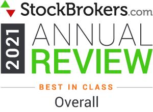 StockBrokers.com Logo
