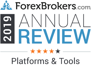 forexbrokers.com 2019 4 stars platforms tools