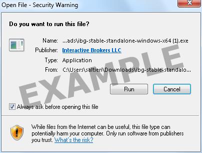 I b interactive brokers