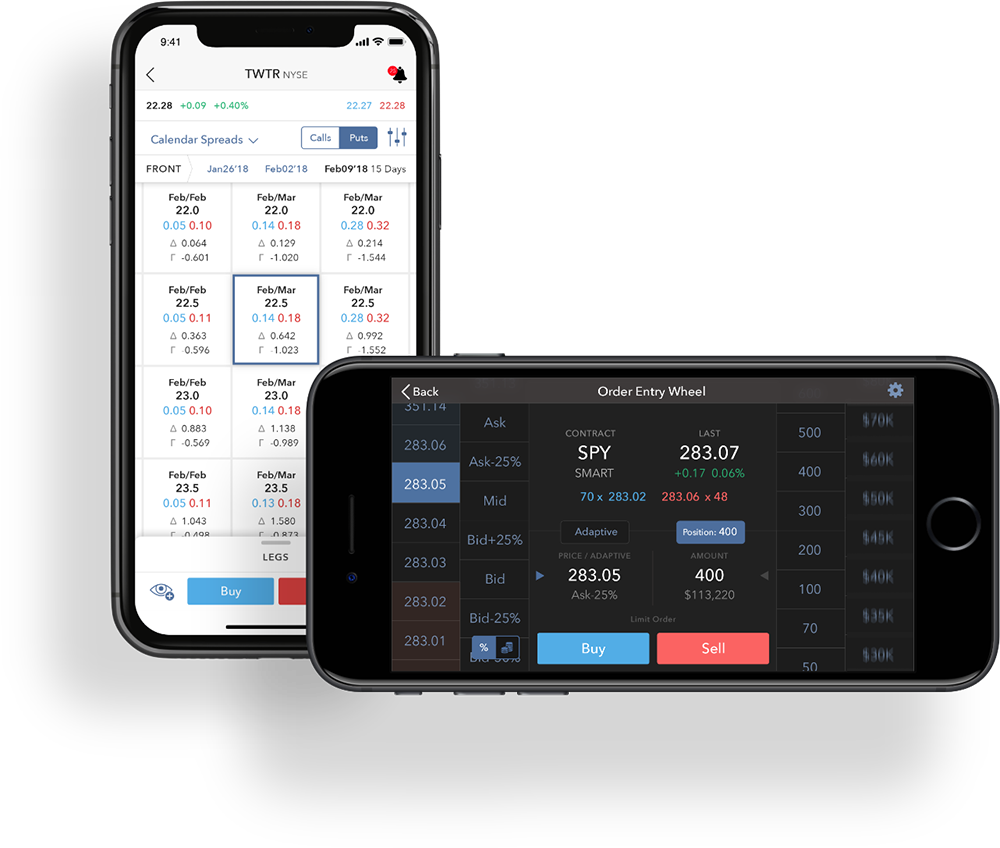 Mobile Trading | Interactive Brokers