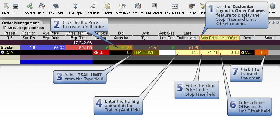 Classic TWS Example