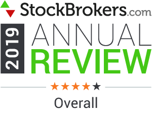 Stockbrokers.com award