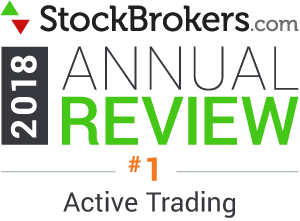Interactive Brokers reviews: 2018 Stockbrokers.com Awards - No 1 en 2018 -  Trading actif