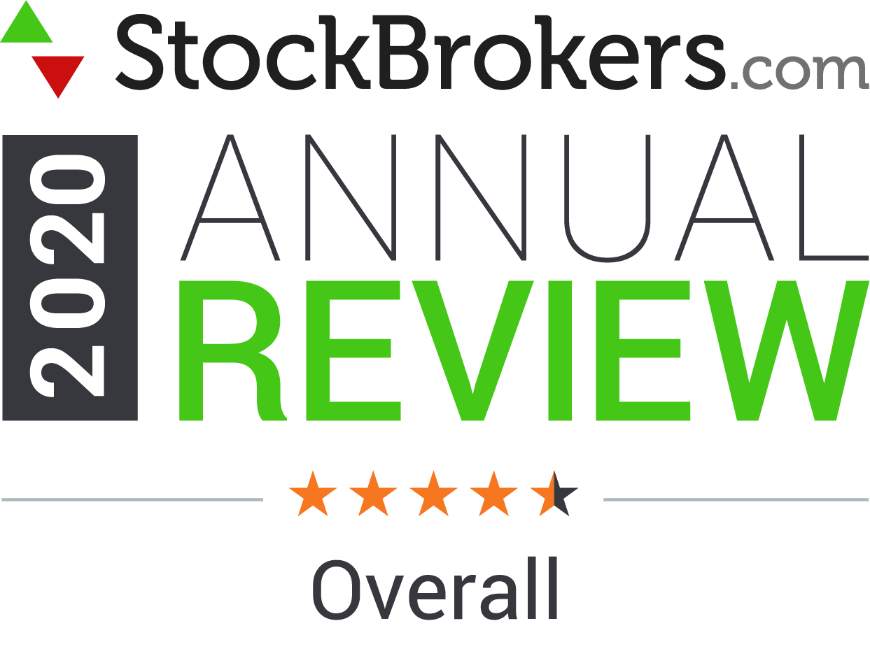 StockBrokers.com Awards