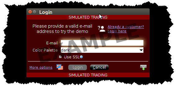 Interactive brokers demo account username
