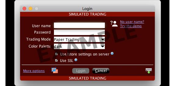 Interactive brokers forex demo
