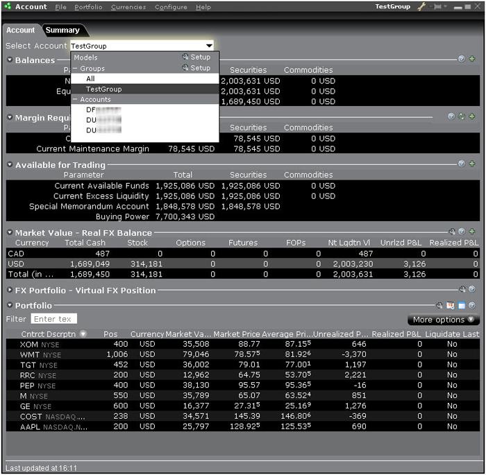 Interactive brokers t margin requirements