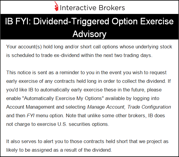 Interactive Brokers TWS Options Chains for Mosaic Webinar