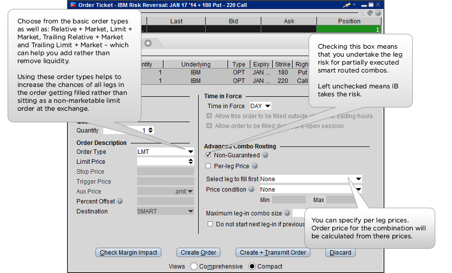 Interactive brokers options analytics