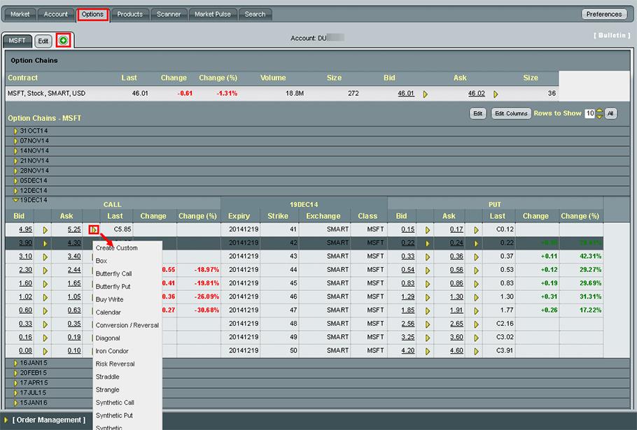 Options trader salary london