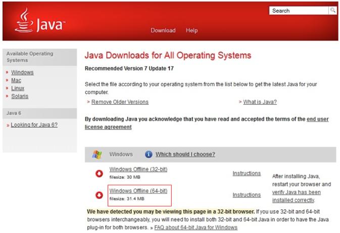 Java Upgrade Instructions | Interactive Brokers