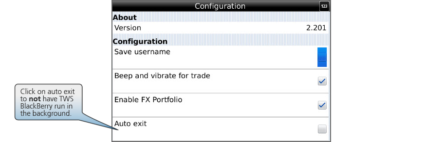 Interactive brokers on blackberry