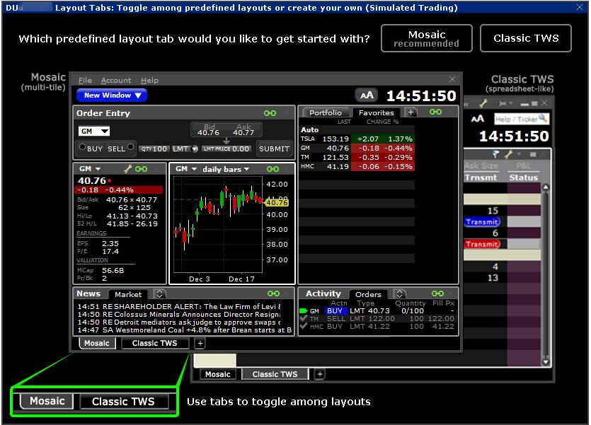 Ib excel interactive brokers