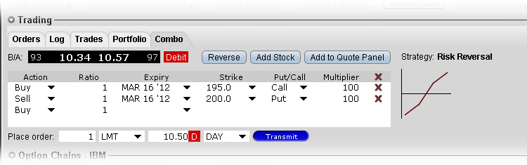 Options oracle interactive brokers