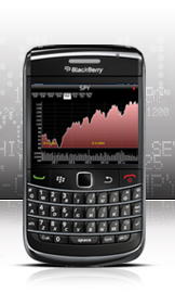 mobileTWS for BlackBerry