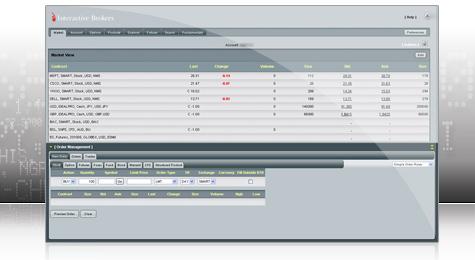 Webtrader login