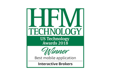 award 2018 - HFM Technolgoy - Best Mobile Application