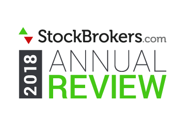 award 2018 - Stockbrokers.com - Best in Class Overall