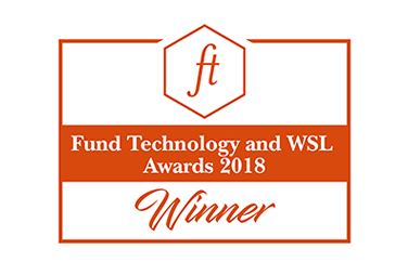 award 2018 - Fund Technology and WSL - Best trading platform overall