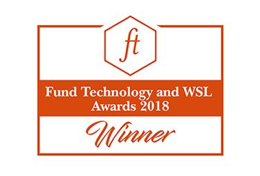 2018年度 アワード- ファンド・テクノロジーおよびWSL - ベスト総合取引プラットフォーム