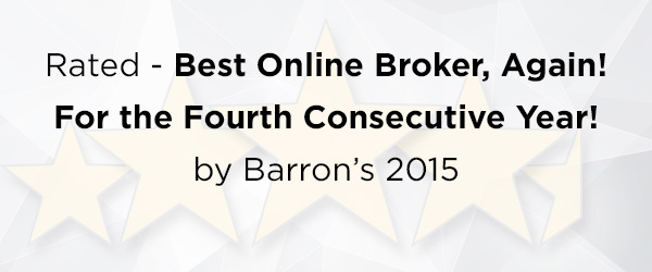 Barron's Award