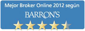 Best online broker barrons