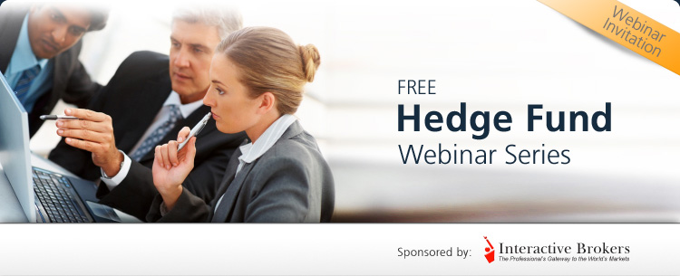 Free Hedge Fund Webinar Series