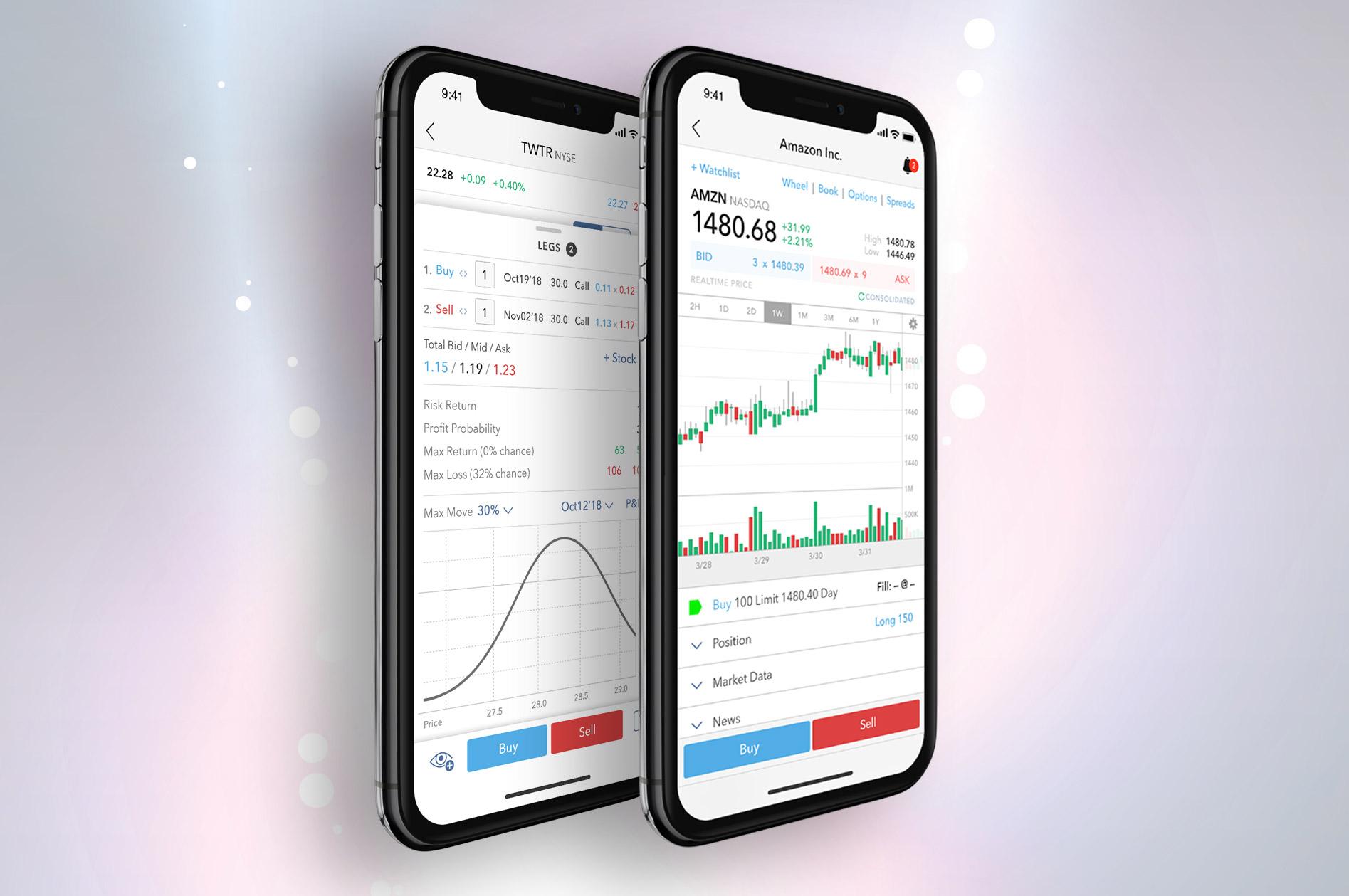 IBKR Trading Platform