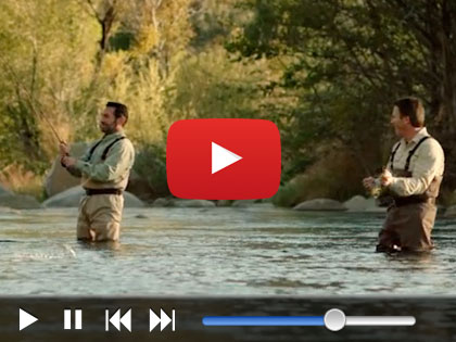 Fishing TV Commercial