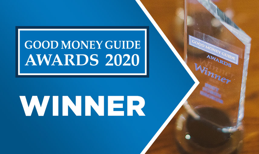 Good Money Guide Award
